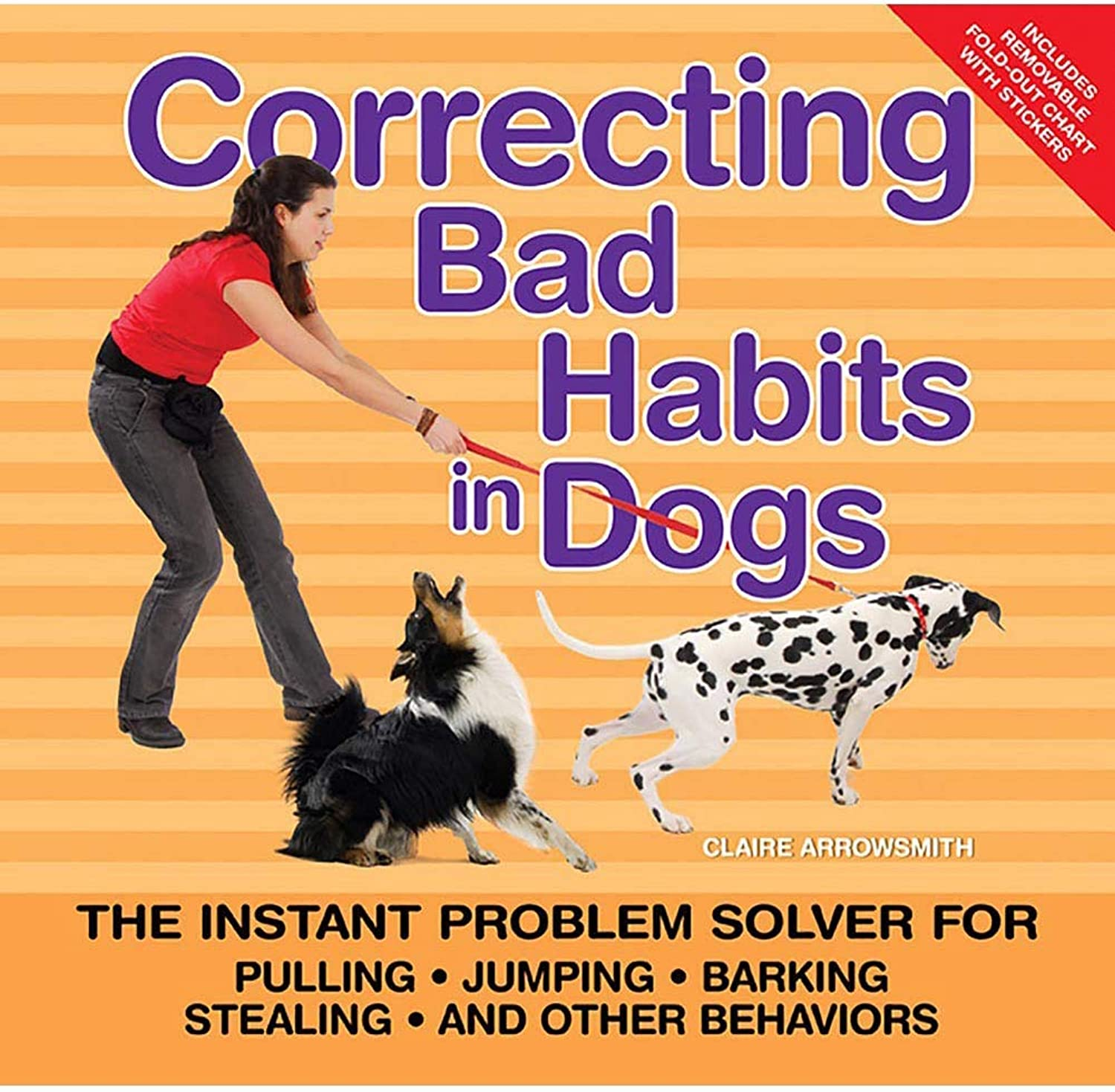 Correcting Bad Habits in Dogs Book, by TFH Publications
