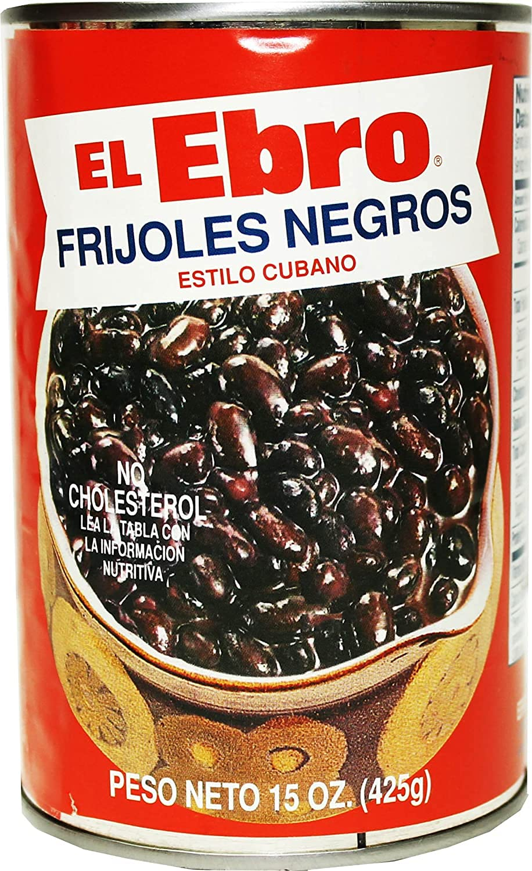 El Ebro Black Beans Cuban Estill Style trust Milwaukee Mall Frijoles Negros