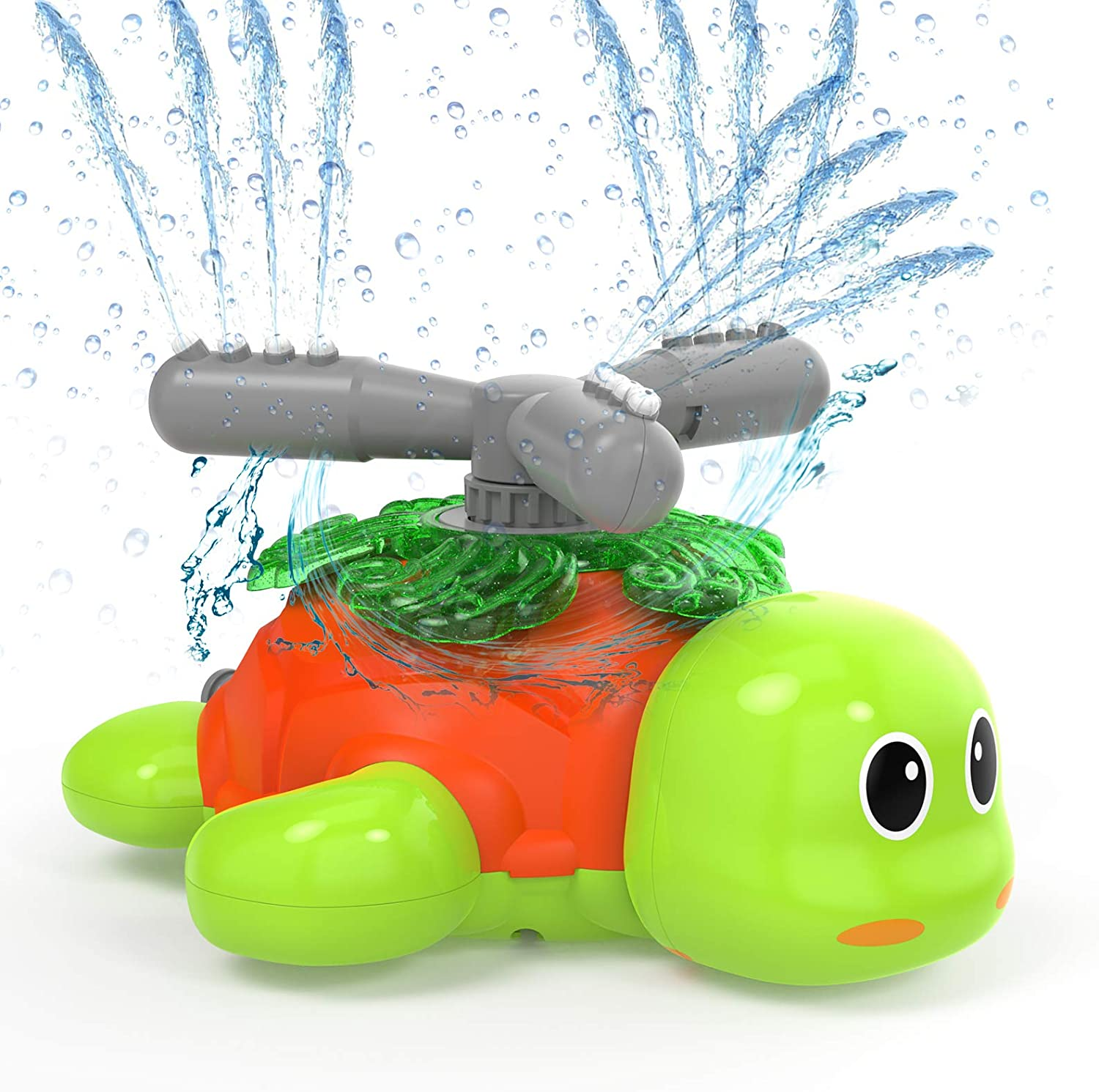 discount Free shipping Water Sprinklers for Kids and Toys Play Outdoor Toddler
