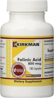 Best folinic acid powder Reviews