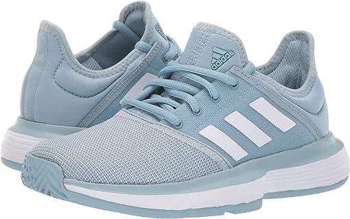 Ash Grey/Footwear White/Footwear White
