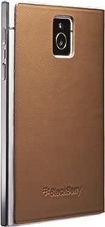 BlackBerry Carrying Case for Blackberry Passport - Retail Packaging - Tan