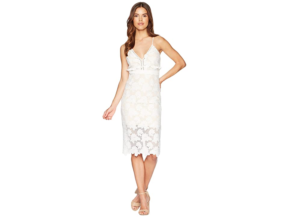 Bardot Vienna Dress (Ivory) Women