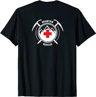 Mountain Search & Technical Rescue Team SAR TRT T-Shirt