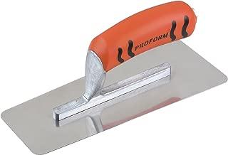 Kraft Tool PL627PF Venetian Trowel with ProForm Soft Grip Handle, 8-Inch x 3-Inch