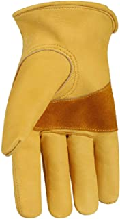 briers leather gardening gloves