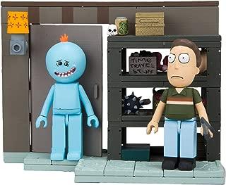 McFarlane Toys Rick & Morty Smith Garage Rack Small Construction Interlocking Building Set