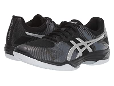 ASICS GEL-Tactic(r) (Black/Silver) Women