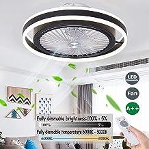 Amazon.es: ventilador de techo con luz inspire colores