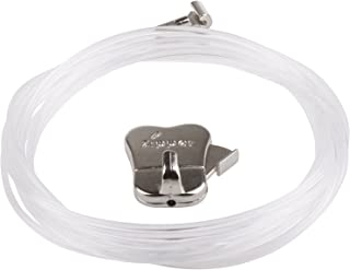 STAS Picture Hanging Cable: STAS Cobra + perlon Cord 59 inch + Zipper Hook - 5 Pack