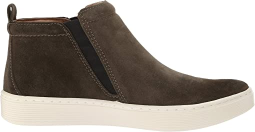 Army Green Cow Suede