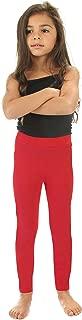 Best girls red leggings Reviews