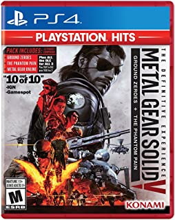 Metal Gear Solid V: The Definitive Experience - PlayStation Hits (輸入版:北米) - PS4