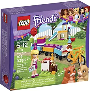 LEGO - Tren de Fiesta (41111)