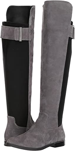Slate/Black Leather Suede/Neoprene