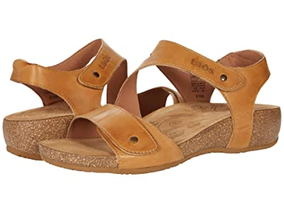 Taos Footwear Lovely (Camel) Women