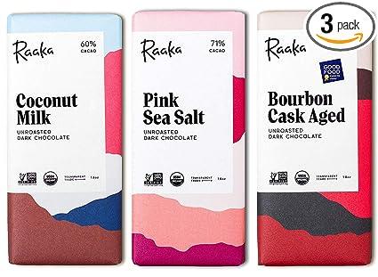 Raaka Chocolate Best Sellers Trio
