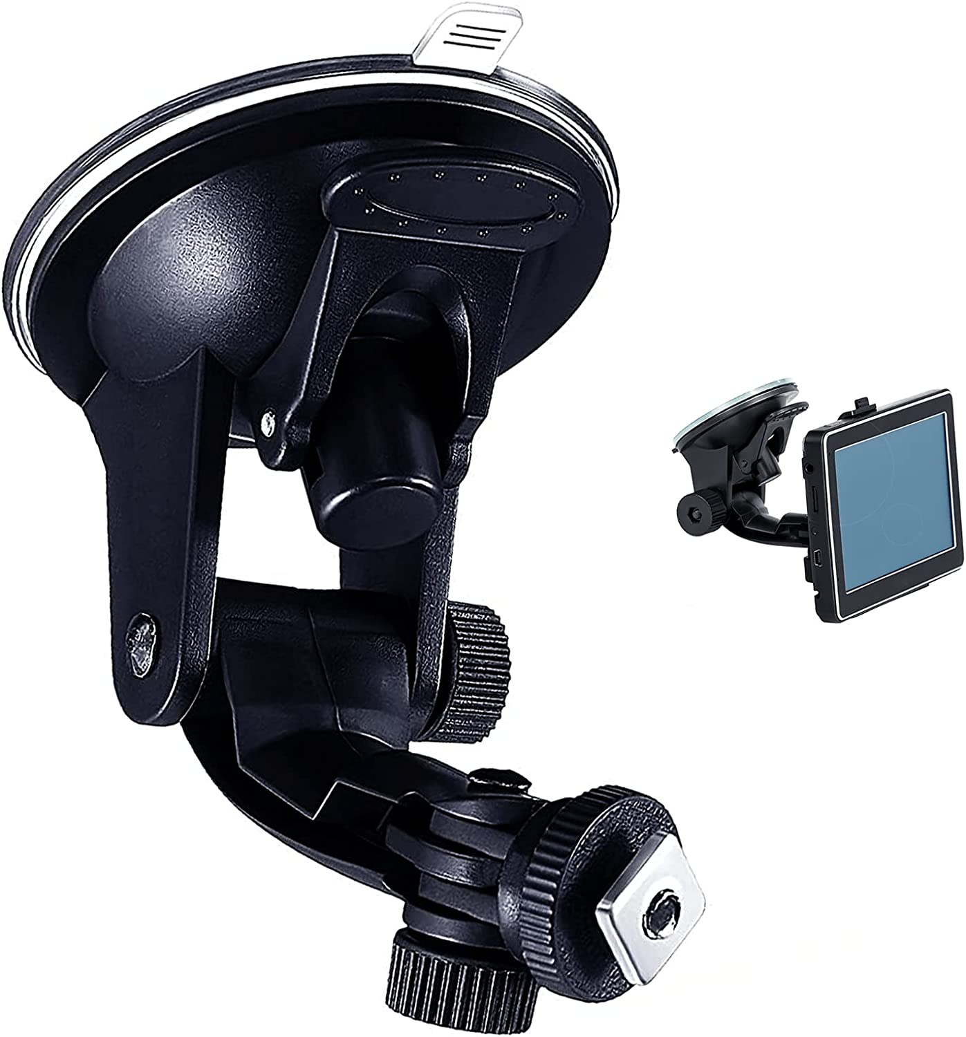 Windshield camera and GPS Mount
