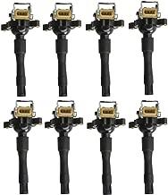 MOSTPLUS Ignition Coils for UF-300 UF-354 97-05 BMW 540I 740I 740IL Z8 Base 4.4i Bentley Arnage Land Rover Range Rover V8 (Set of 8)