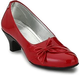 Amico Black Ballerinas for Womens/Girls BL03