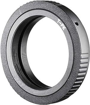 Walimex T2 Adapter Für Pentax Samsung Kamera
