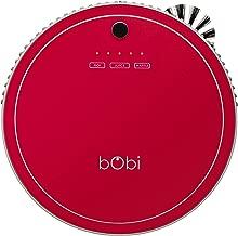 bobsweep bobi pet robotic vacuum cleaner scarlet