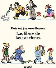 Los libros de las estaciones (estuche) (Primeros Lectores (1-5 Años) - Los Libros De Las Estaciones) (Spanish Edition)