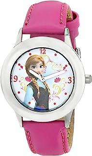 ساعة ديزني كيدز W000974 فروزن انا ستانلس ستيل