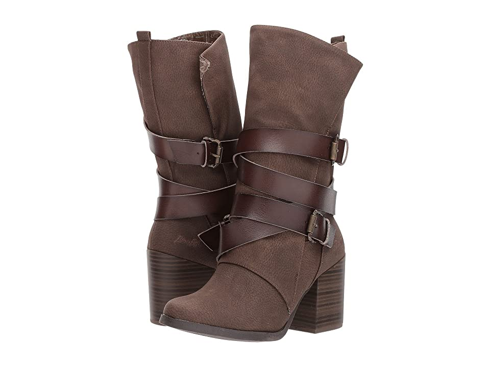 Blowfish Dahl (Chocolate Saddle Rock/Dyecut) Women