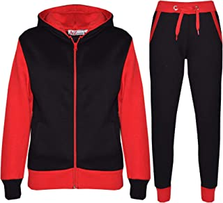 red jogging bottoms childrens