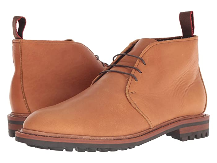 Allen Edmonds  Surrey Chukka (Tan) Mens Pull-on Boots