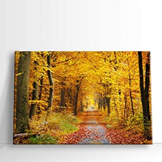 SIGNWIN-Canvas Wall Art-Sunshine in The Forest -Canvas Prints Home Artwork Decoration for..