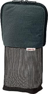 コクヨ ペンケース 筆箱 ペン立て クリッツ ダークグレー ケス-5090DM