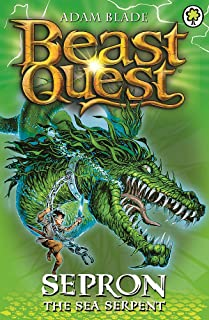 Beast Quest: Sepron the Sea Serpent: Series 1 Book 2