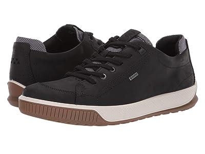 ECCO Byway Tred GORE-TEX(r) Sneaker (Black) Men