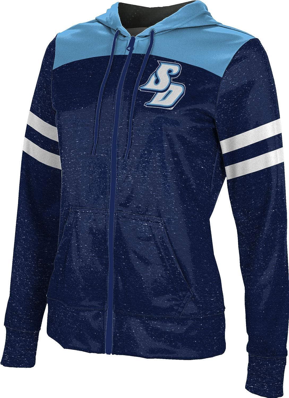 University of San Diego Girls' Zipper Hoodie, School Spirit Sweatshirt (Gameday)