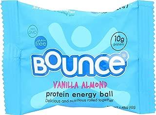 Bounce Energy Balls - Vanilla Almond - Case Of 12 - 1.48 Oz.