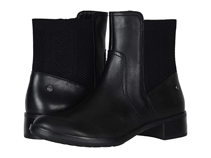 Aetrex  Kaitlyn (Black) Womens Pull-on Boots