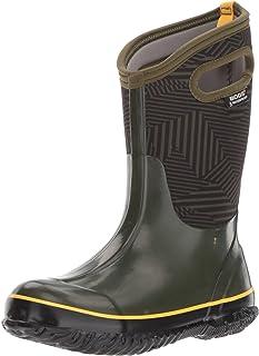 Bogs Kids' Classic High Waterproof Insulated Rubber Neoprene Rain Boot Snow