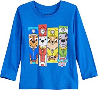 Toddler Boys 2T-5T Paw Patrol Heroes Graphic Tee