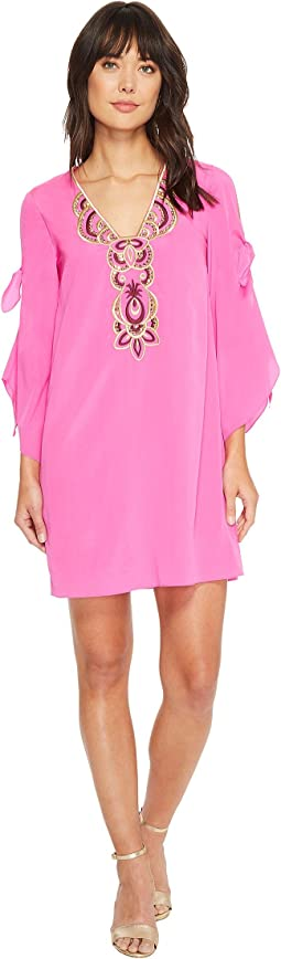 Lilly Pulitzer - Avila Stretch Silk Dress
