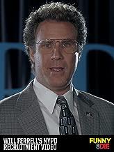 Will Ferrell's NYPD Recruitment Video