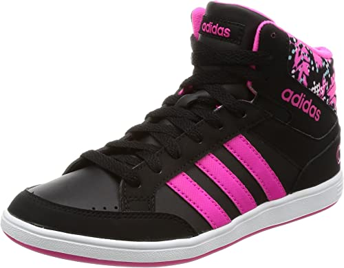 adidas Hoops Mid CG5736/000 Enfant (garçon ou Fille) Chaussures de ...