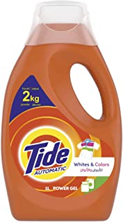 Tide Automatic Whites & Colors Power Gel Detergent - 1 Ltr, Pack of 1