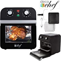 Deals on Deco Chef XL 12.7 QT Oil Free Air Fryer Convection Oven