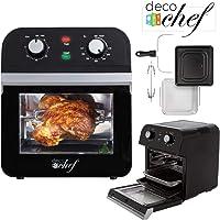 Deals on Deco Chef XL 12.7 QT Oil Free Air Fryer Convection Oven