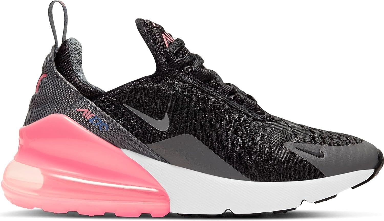 Nike Air Max 270 Grade School GS Black Pink 943345-020