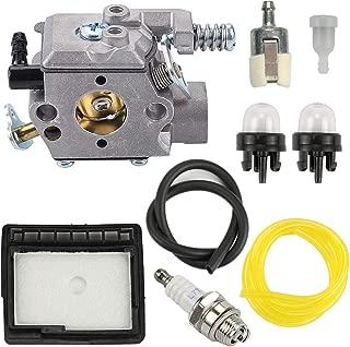 Yermax WT-589 Carburetor with Air Filter Repower Kit for Echo CS-300 CS-301 CS-305 CS-340 CS-341 CS-345 CS-346 CS-3000 CS-3400 Chainsaw