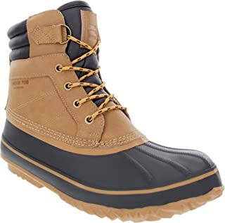 Mens Ashford Waterproof and Insulated Duck Boot