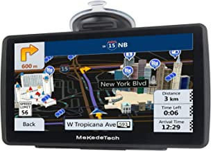 $47 » GPS Navigation for Car Truck, Latest 2020 Map Touchscreen 7 Inch 8G 256M Navigation System with Voice Guidance and Speed ​...
